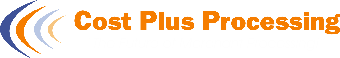 Cost Plus Processing, LLC. Logo